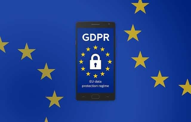 Législation RGPD site Internet