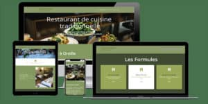 Site restaurant saint amans soult tarn